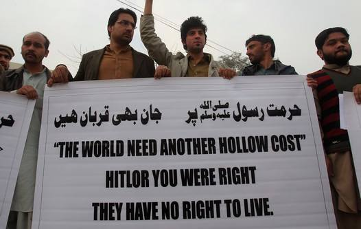 Muslime_World-needs-another-holocost