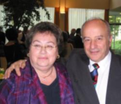 Charles Dahan mit Fiete Hartog