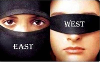 Osten - Westen