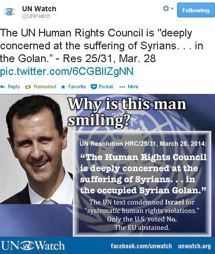 UNHRC-lets-Assad-smile