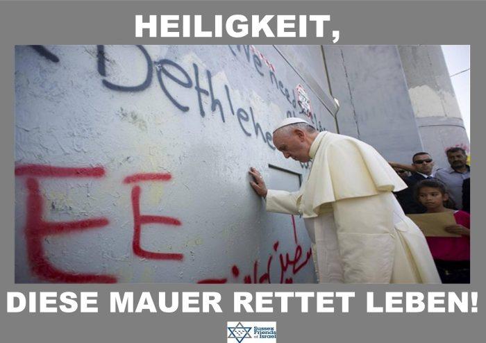 Papst+Mauer1
