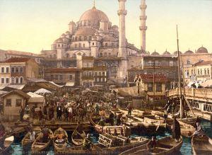 Religion des Friedens zwischen Anspruch und Realität Constantinople_ottoman-empire