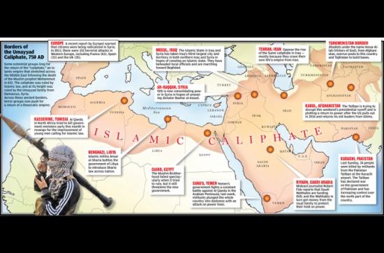 Religion des Friedens zwischen Anspruch und Realität Map_whem-muslims-ruled
