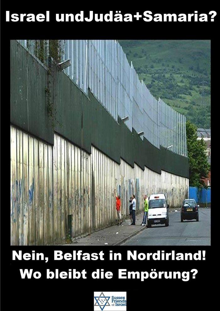 Mauer_NIrland