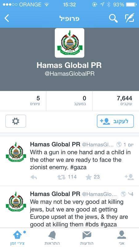 HamasGlobalPR
