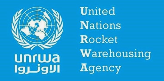 UNRWA new logo