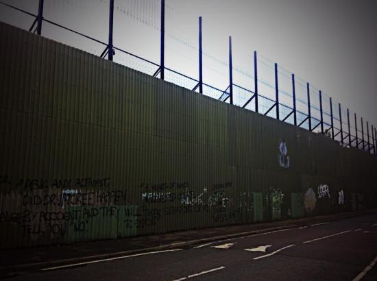 Mauer-Belfast