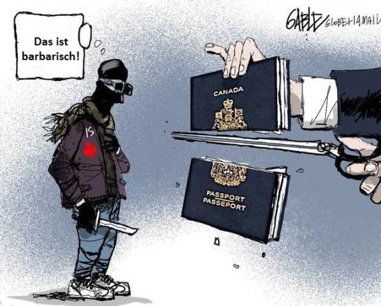 Kanada-barbarisch