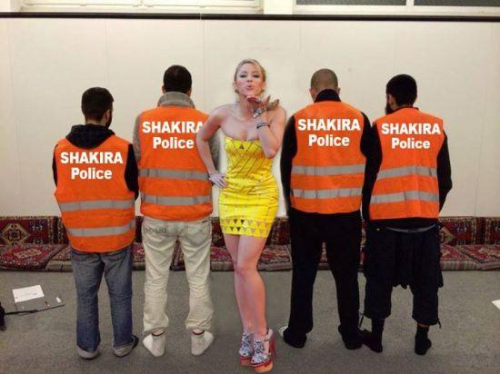 SharikaPoliceFB