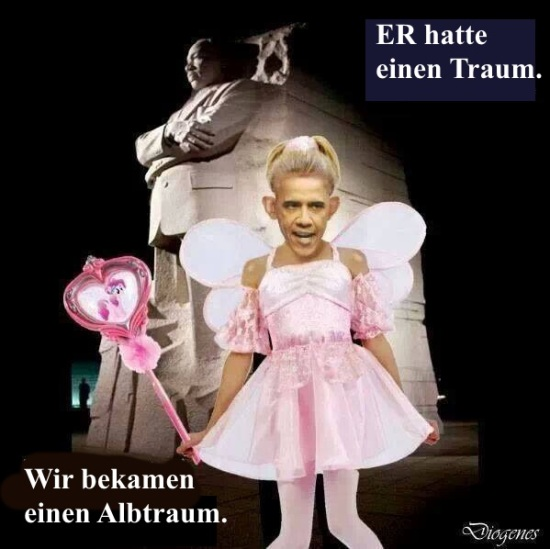 Obama.Traum-Albtraum