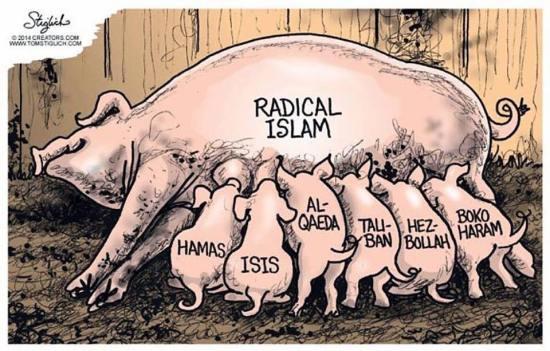 radikaler-Islam