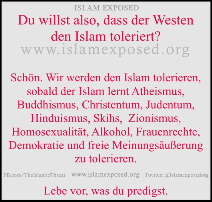 Islam-tolerieren