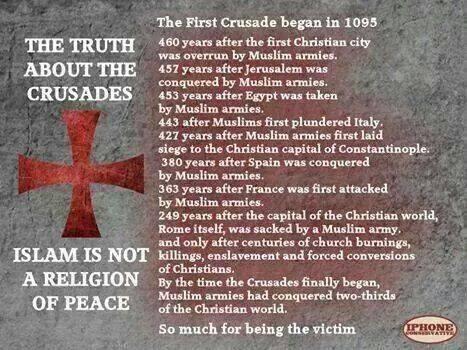 Kreuzzüge+Religion-d-Friedens