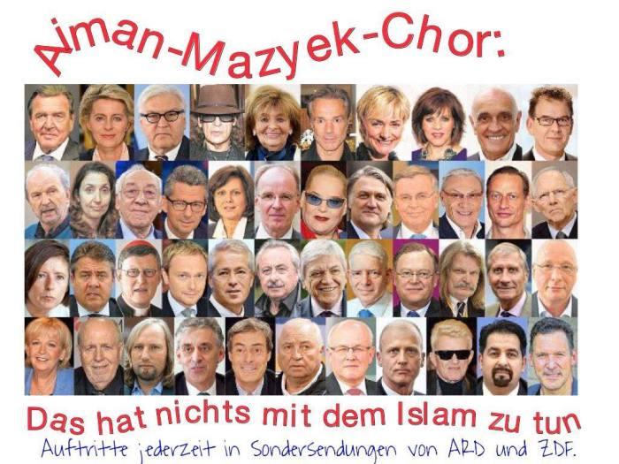 Mazyek-Chor