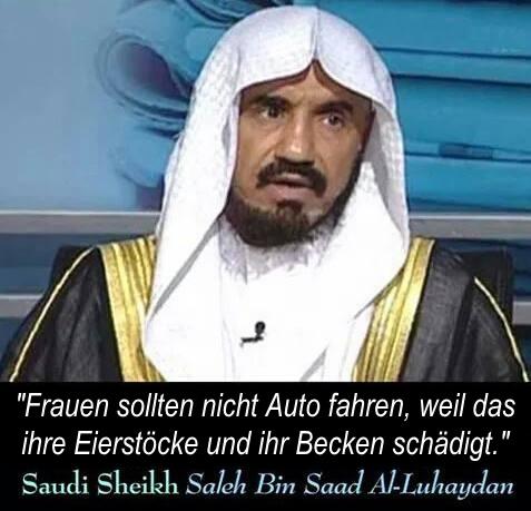 Saud-Auto-Frauen
