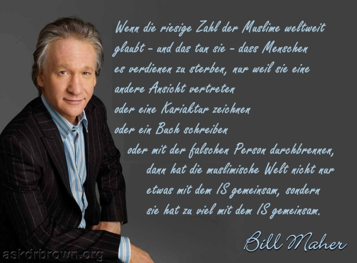 BillMaher_Muslims+IS