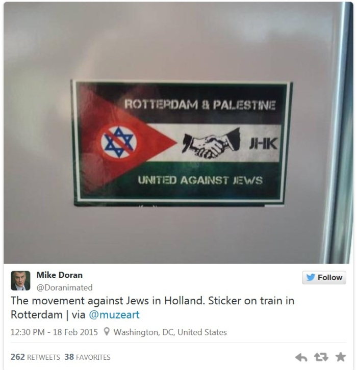 Holland_Rotterdam_Antisemiten