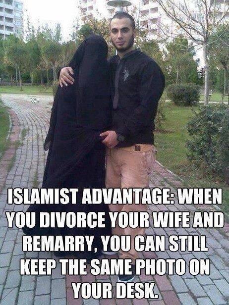 Vorteil-Islamist-Ehe