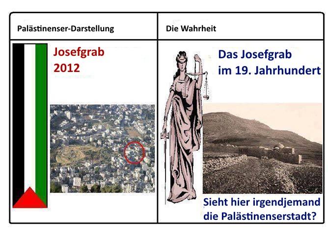 Geschichte-Josefgrab
