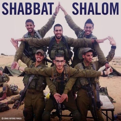 IDF-Shabbat-Stern