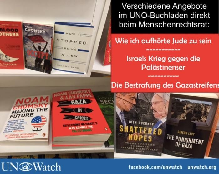 UNWatch_UNO-Buchverkauf