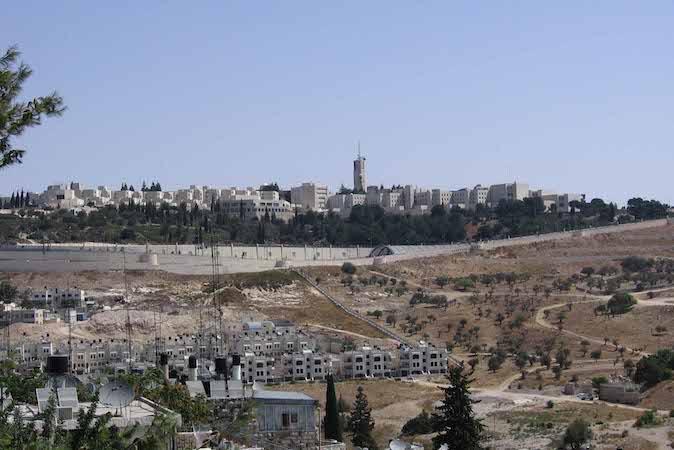 9xIsrael09_Skopusberg_mit_Universitaet
