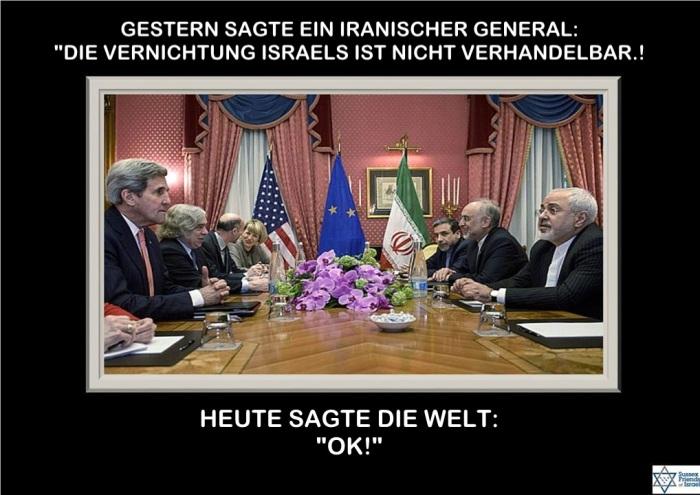 Atomdeal-Iran-Welt-Israel