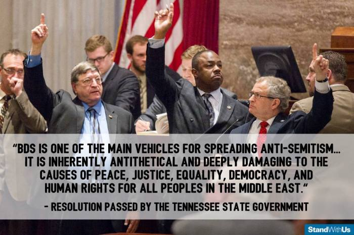 BDS-vehicle-for-antisemitism_Tennessee
