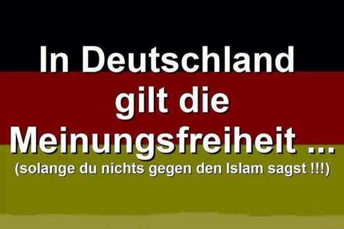Meinungsfreiheit-Deutschland