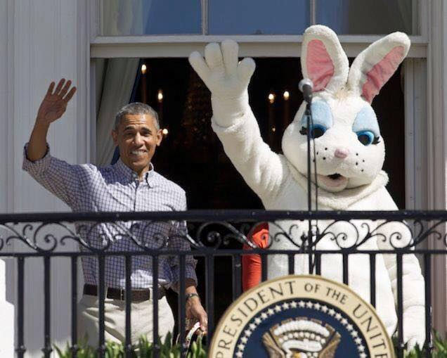 Obama_EasterBunny