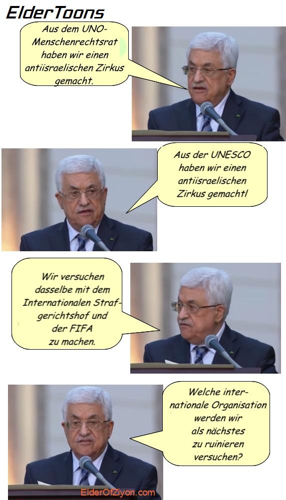 Abbas-ruiniert-int'l-organisationen