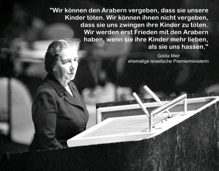 GMeir - Arabern-töten-vergeben