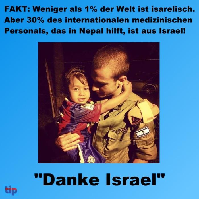 Nepal_Danke-Israel!
