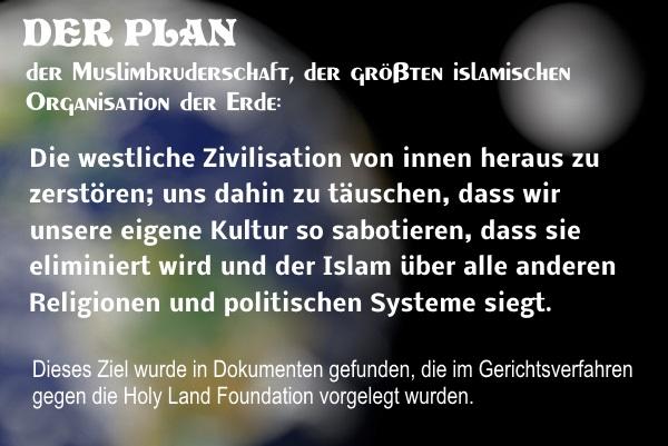 Der Plan der Muslimbrüder
