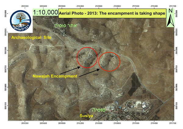 Susiya_Aerial-Photo-Susiya-Area-2013