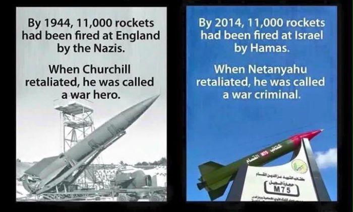 Vergleich_Churchill-Netanyahu-welt