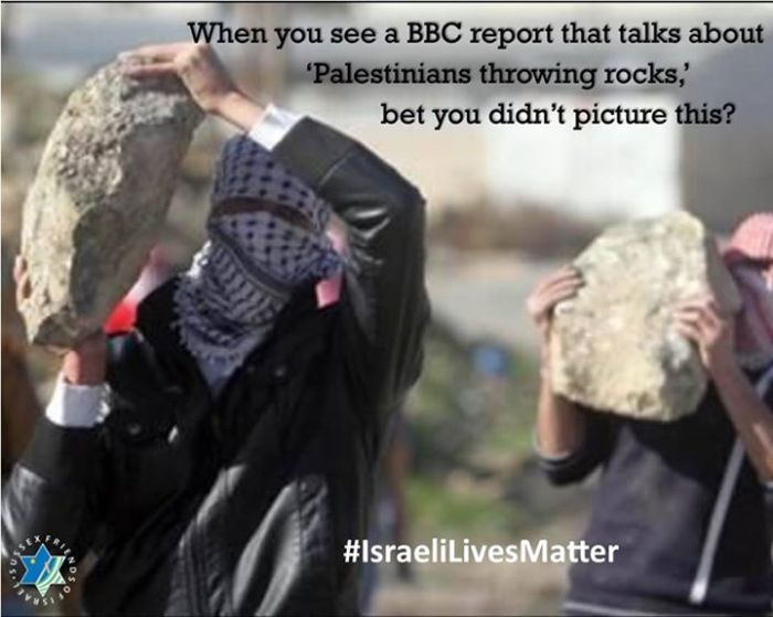BBC+Palestinian-rocks