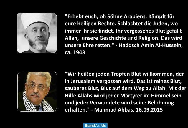HaddschAmin+MahmudAbbas