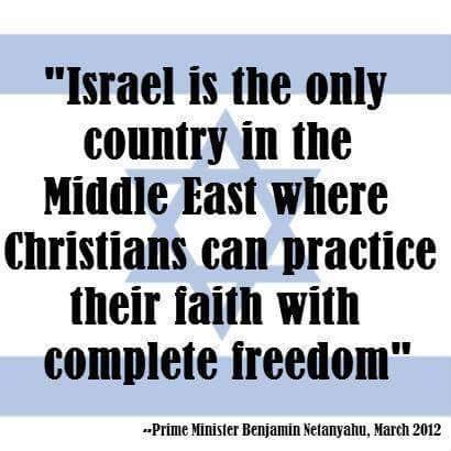 Netanyahu.Christians-in-ME