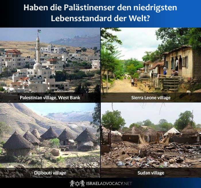 PalAraber-Lebensstandard