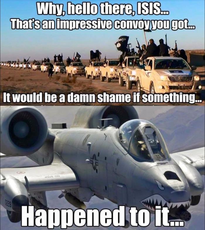 ISIS-Convoy