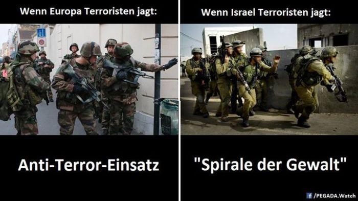 zweierlei-Terrorbekämpfung