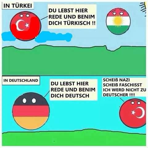 Deutschland-Türkei
