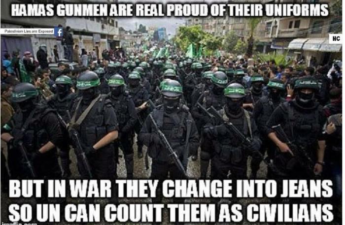 Hamas-Stolz