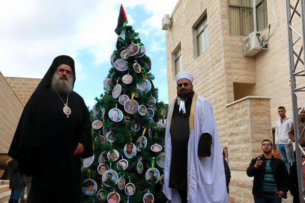 Weihnachtsbaum-Terroristen