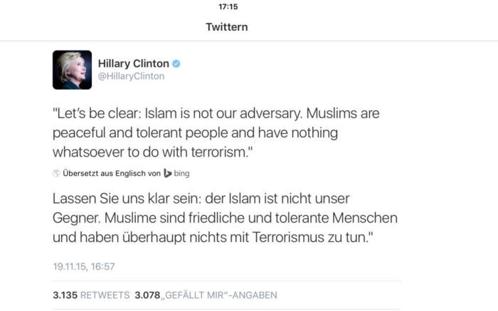 Dummschwaetzer-Hillary