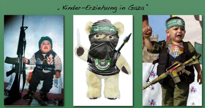Hamas-Kindererziehung