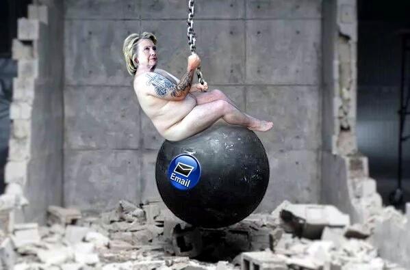Hillary_wreckingball
