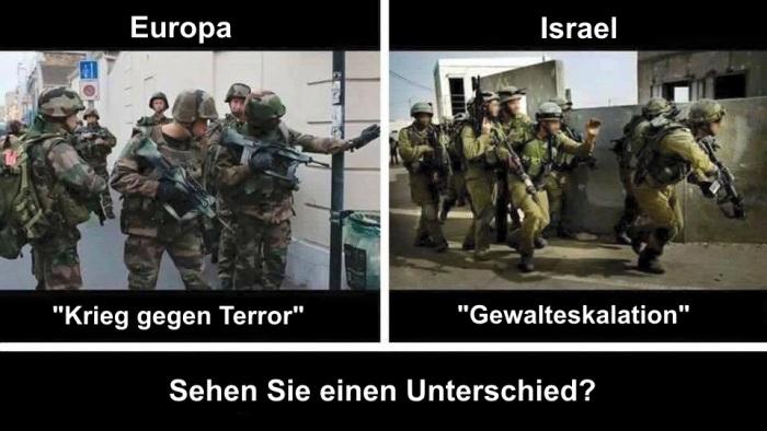 Unterschied-Europa-Israel