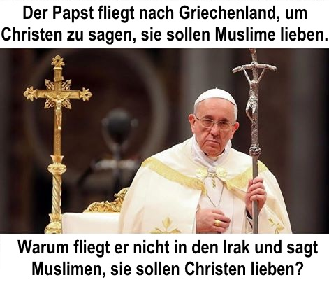 Papst-muslime